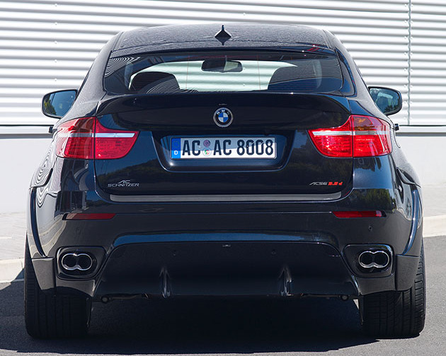 Dual Sports Exhaust For Bmw X6 E71 From